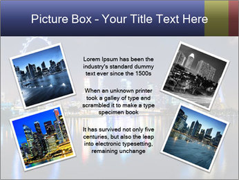 Singapore skyline PowerPoint Template - Slide 24