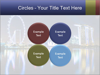 Singapore skyline PowerPoint Template - Slide 38