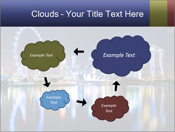 Singapore skyline PowerPoint Template - Slide 72