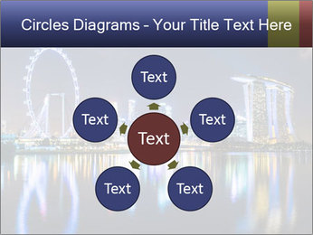 Singapore skyline PowerPoint Template - Slide 78