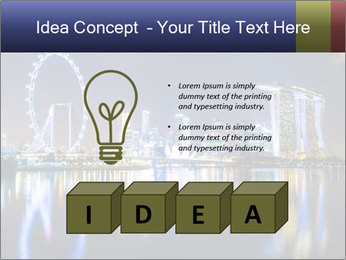 Singapore skyline PowerPoint Template - Slide 80