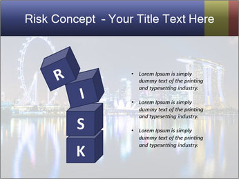 Singapore skyline PowerPoint Template - Slide 81