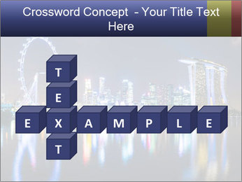 Singapore skyline PowerPoint Template - Slide 82