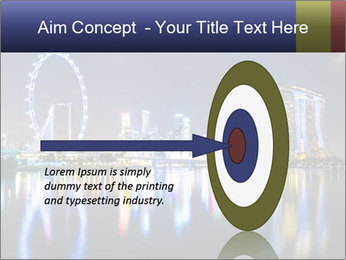 Singapore skyline PowerPoint Template - Slide 83