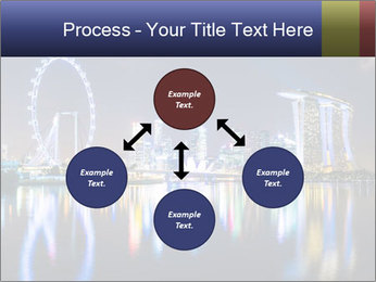 Singapore skyline PowerPoint Template - Slide 91