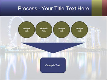 Singapore skyline PowerPoint Template - Slide 93