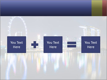 Singapore skyline PowerPoint Template - Slide 95