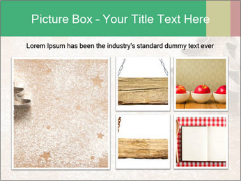 Abstract Christmas food PowerPoint Templates - Slide 19