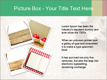 Abstract Christmas food PowerPoint Templates - Slide 23