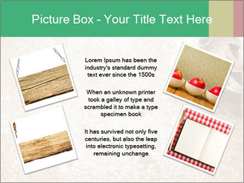 Abstract Christmas food PowerPoint Templates - Slide 24