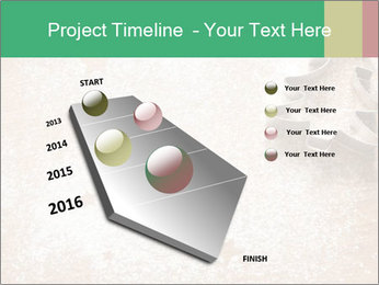 Abstract Christmas food PowerPoint Templates - Slide 26