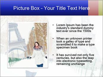 Girl enjoying PowerPoint Templates - Slide 13