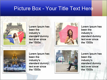 Girl enjoying PowerPoint Templates - Slide 14