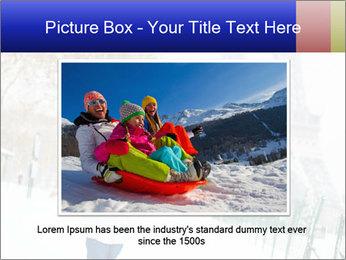 Girl enjoying PowerPoint Templates - Slide 15