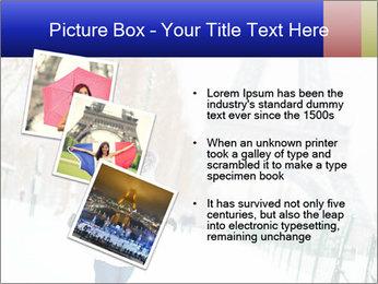 Girl enjoying PowerPoint Templates - Slide 17
