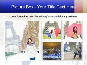 Girl enjoying PowerPoint Templates - Slide 19
