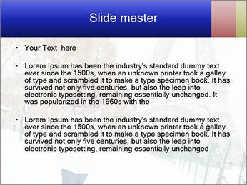 Girl enjoying PowerPoint Templates - Slide 2