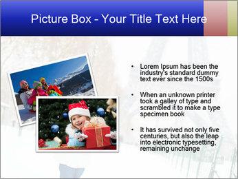 Girl enjoying PowerPoint Templates - Slide 20