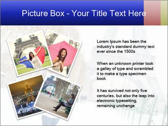 Girl enjoying PowerPoint Templates - Slide 23