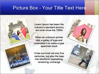 Girl enjoying PowerPoint Templates - Slide 24