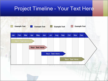 Girl enjoying PowerPoint Templates - Slide 25