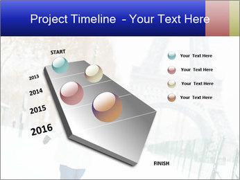 Girl enjoying PowerPoint Templates - Slide 26