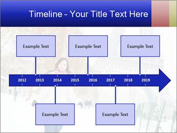 Girl enjoying PowerPoint Templates - Slide 28