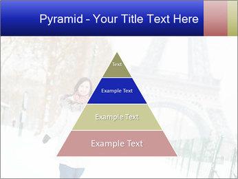 Girl enjoying PowerPoint Templates - Slide 30