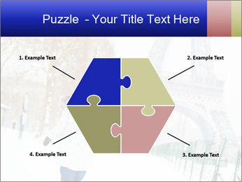 Girl enjoying PowerPoint Templates - Slide 40