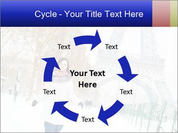 Girl enjoying PowerPoint Templates - Slide 62
