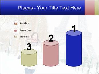 Girl enjoying PowerPoint Templates - Slide 65
