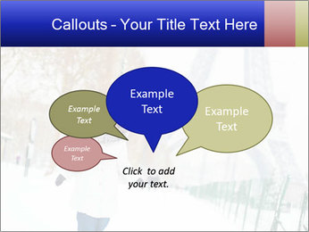 Girl enjoying PowerPoint Templates - Slide 73
