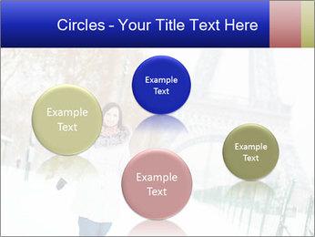 Girl enjoying PowerPoint Templates - Slide 77