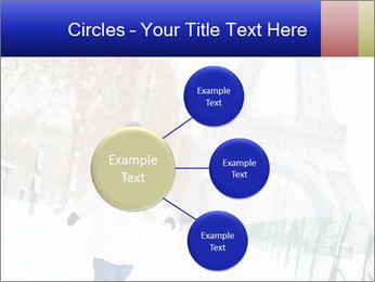 Girl enjoying PowerPoint Templates - Slide 79