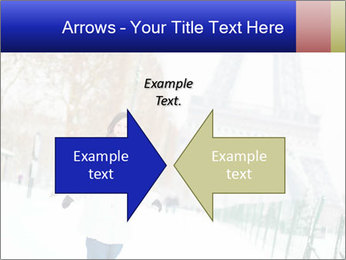 Girl enjoying PowerPoint Templates - Slide 90