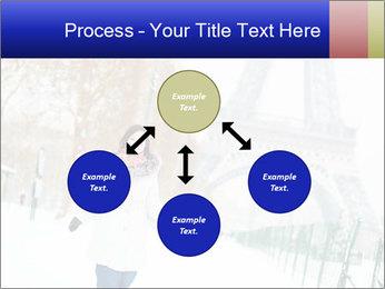 Girl enjoying PowerPoint Templates - Slide 91