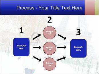 Girl enjoying PowerPoint Templates - Slide 92