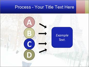 Girl enjoying PowerPoint Templates - Slide 94