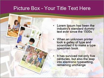 Barbeque In Garden PowerPoint Template - Slide 17