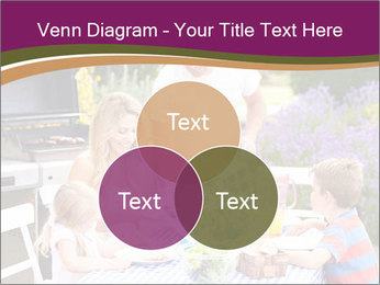 Barbeque In Garden PowerPoint Template - Slide 33