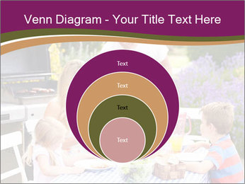Barbeque In Garden PowerPoint Template - Slide 34