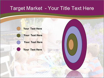 Barbeque In Garden PowerPoint Template - Slide 84