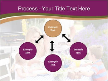 Barbeque In Garden PowerPoint Template - Slide 91