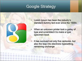 Family Enjoying PowerPoint Templates - Slide 10