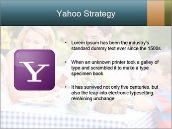 Family Enjoying PowerPoint Templates - Slide 11