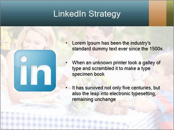 Family Enjoying PowerPoint Templates - Slide 12