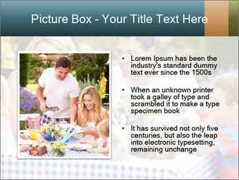 Family Enjoying PowerPoint Templates - Slide 13