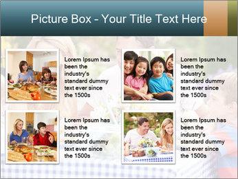 Family Enjoying PowerPoint Templates - Slide 14