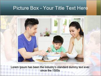 Family Enjoying PowerPoint Templates - Slide 16
