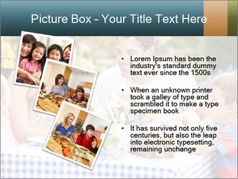 Family Enjoying PowerPoint Templates - Slide 17
